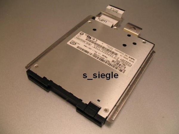 floppy drive, slimline Dell P/N  04K080, 0D1878, 09Y700 für Dell PowerEdge 1650, 1750 server